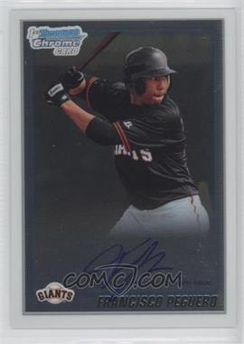 2010 Bowman Chrome - Prospects - Autographs [Autographed] #BCP189 - Francisco Peguero