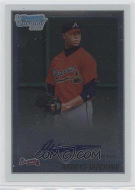 2010 Bowman Chrome - Prospects - Autographs [Autographed] #BCP211 - Arodys Vizcaino