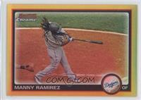 Manny Ramirez /50