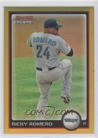 Ricky Romero /50