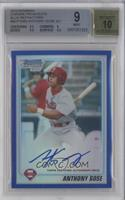 Anthony Gose /150 [BGS 9]