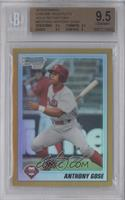 Anthony Gose /50 [BGS 9.5]