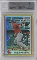 Will Middlebrooks /50 [BGS 9]