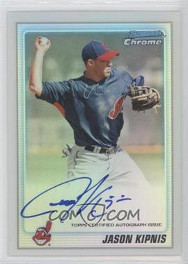 2010 Bowman Chrome Prospects Refractor Autographs [Autographed] #BCP196 - Jason Kipnis /500