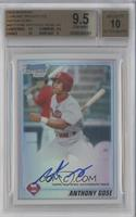 Anthony Gose (Autograph) /500 [BGS 9.5]