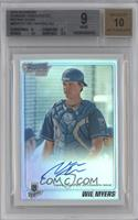 Wil Myers (Autograph) /500 [BGS 9]