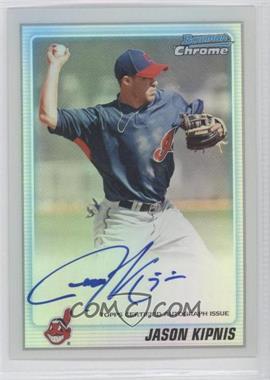 2010 Bowman Chrome Prospects Refractor #BCP196.2 - Jason Kipnis (Autograph) /500