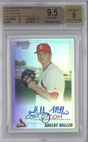 Shelby Miller Autograph /500 [BGS 9.5]