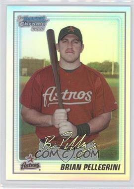 2010 Bowman Chrome Prospects Refractor #BCP65 - Brian Pellegrini /777