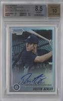 Dustin Ackley (Autograph) /500 [BGS 8.5]