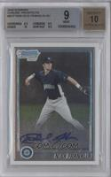 Nick Franklin (Autograph) [BGS 9]