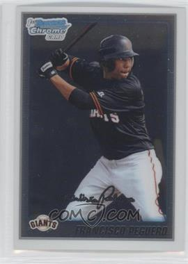 2010 Bowman Chrome Prospects #BCP189 - Francisco Peguero