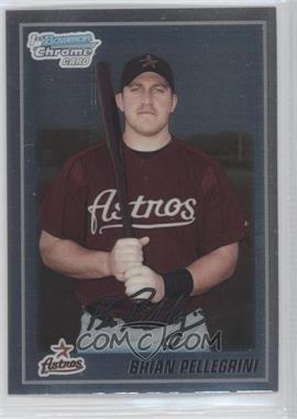 2010 Bowman Chrome Prospects #BCP65 - Brian Pellegrini