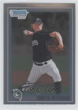 2010 Bowman Chrome Prospects #BCP78 - Curtis Petersen