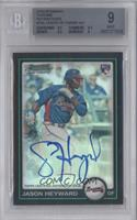 Jason Heyward /500 [BGS 9]