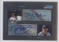 Tony Wolters, Nick Derba /500
