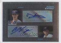 Dillon Maples, A.J. Vanegas /500