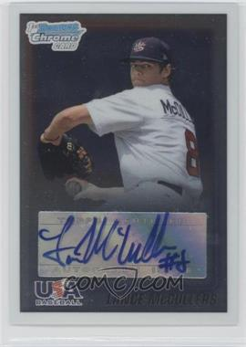 2010 Bowman Chrome USA Stars Autographs [Autographed] #USA-LM - Lance McCullers