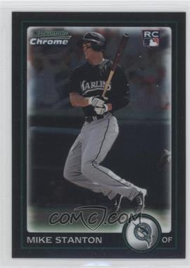 2010 Bowman Chrome #198 - Mike Stanton