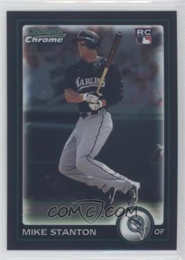 2010 Bowman Chrome #198 - Mike Stanton