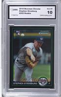 Stephen Strasburg [ENCASED]