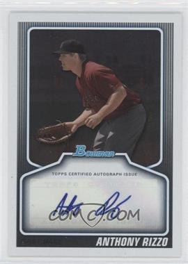2010 Bowman Draft Picks & Prospects - Prospects Autographs #BPA-AR - Anthony Rizzo