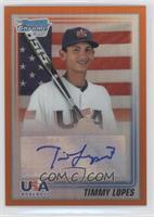 Timmy Lopes /25