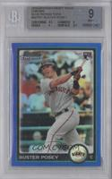 Buster Posey /199 [BGS 9]