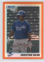 Christian Colon /25