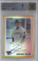 Jameson Taillon /50 [BGS 9]