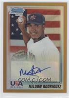 Nelson Rodriguez /50