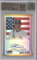 Chris Chinea /50 [BGS 9.5]