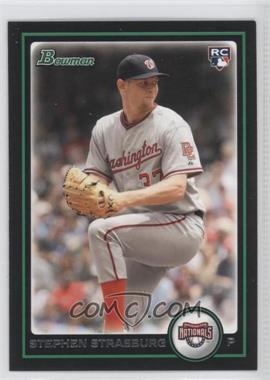 2010 Bowman Draft Picks & Prospects #BDP1 - Stephen Strasburg