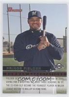 Prince Fielder, Chris Carter