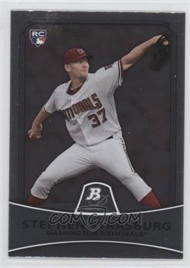 2010 Bowman Platinum - [Base] #1 - Stephen Strasburg