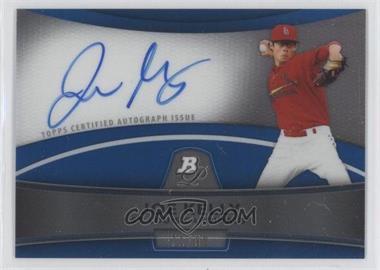 2010 Bowman Platinum - Chrome Autograph Refractor - Blue #BPA-JK - Joe Kelly /99
