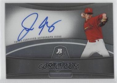 2010 Bowman Platinum - Chrome Autograph Refractor #BPA-JK - Joe Kelly