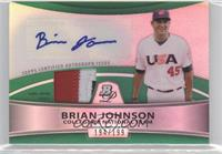 Brian Johnson /199