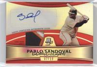 Pablo Sandoval /10