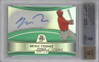 Mike Trout /199 [BGS 9]