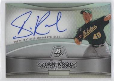 2010 Bowman Platinum Chrome Autograph Refractor [Autographed] #BPA-IK - Ian Krol