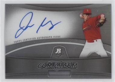 2010 Bowman Platinum Chrome Autograph Refractor [Autographed] #BPA-JK - Joe Kelly