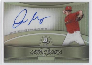 2010 Bowman Platinum Chrome Autograph Refractor #BPA-JK - Joe Kelly