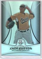 Zach Britton /999