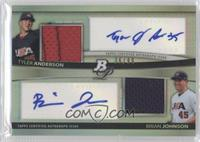 Tyler Anderson, Brian Johnson /99