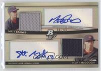 Scott McGough, Matt Barnes /99