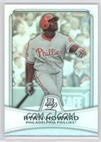 Ryan Howard /999