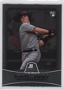2010 Bowman Platinum #18 - Buster Posey
