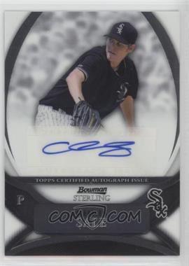 2010 Bowman Sterling - Prospects - Autographs [Autographed] #BSP-CS - Chris Sale