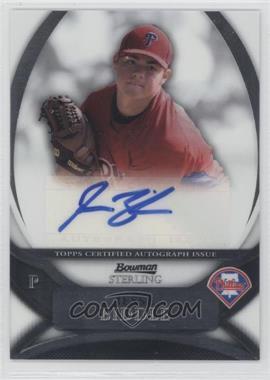 2010 Bowman Sterling - Prospects - Autographs [Autographed] #BSP-JB - Jesse Biddle